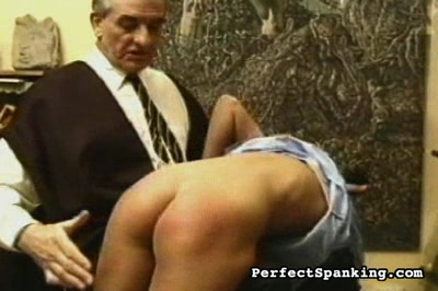 Terrible Spanking Discipline
