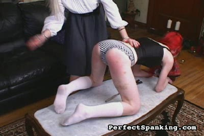 Spanking self torture