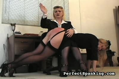 Acup cutie spanked and paddled cubby man and woman