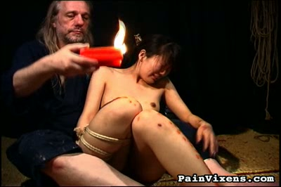 Asian Bondage Princess