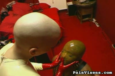 Latex Baldies