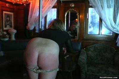 Punishment Spanking