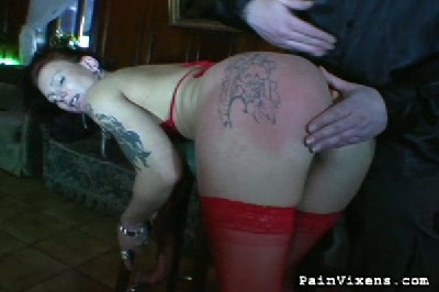 MILF gets Whipped