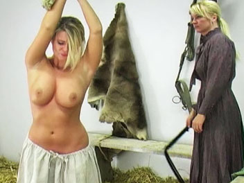 lashing the Farm Girl