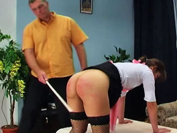 Caning they had Maid