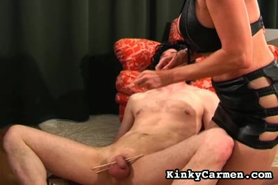 Cock Ball torture