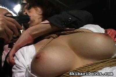 Bondage Grope