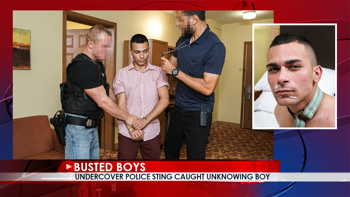 Busted Boys – Gaberial – Plaything Gets Punished