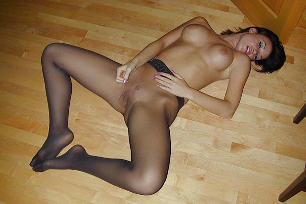 Pantyhose Worship