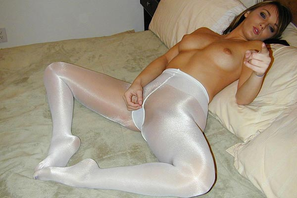 Nurse in Nylons