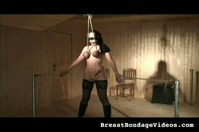 Blindfolding the Slave