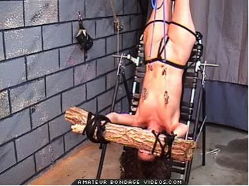 04 Forced Bondage Cunt Bdsm Pussy Cock Sucking Knot Movie Video   Gifts of Pain 3 Nicole