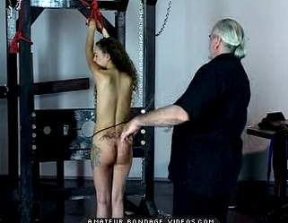 Bondage Porn : Gifts of Pain 7 - Nicole!