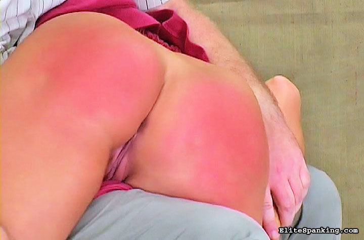 04 Spanked And Humiliated In Public   Bent Over And Spanked Sarah Gregory Spanking