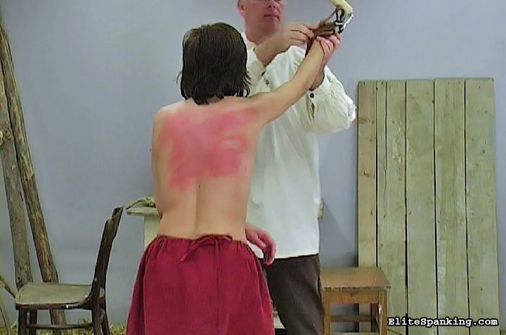02 Teen Pussy Abused   Ridding class gone bad