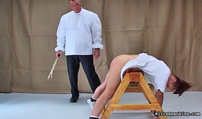 04 Joys Of Bare Bottom Spanking   Role Playing Games Sizzling ass spanking in really wild and exciting pictures