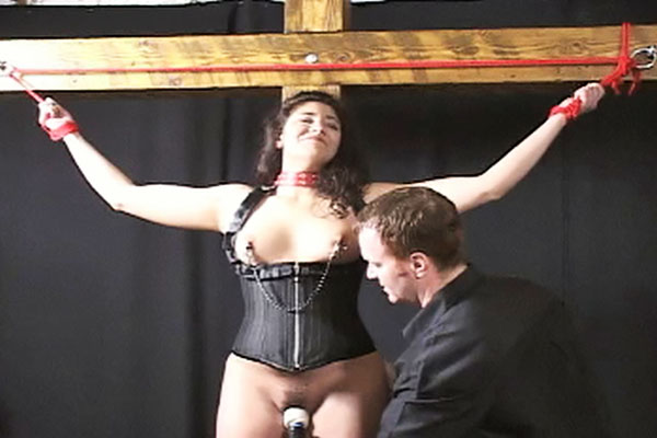 Corset Bondage BDSM sex picture